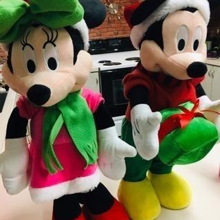 ミッキー& ミニー デコレーション
