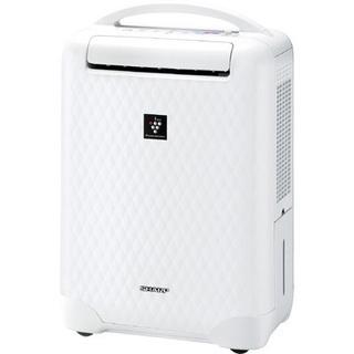 SHARP プラズマクラスター 冷風衣類乾燥除湿機 ホワイト C...