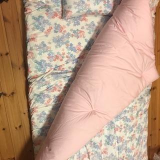 新品寝具シングルセット