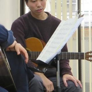 出張専門のクラシックギター教室