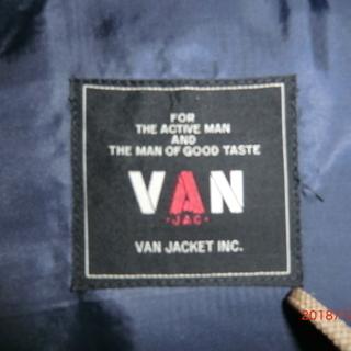 ビンテージ物に興味をお持ちの方、50年前のあの<VAN>の…