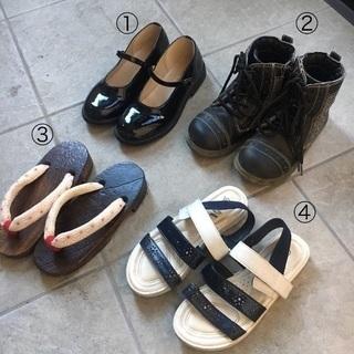 靴・サンダル・下駄女の子18cm〜20cm