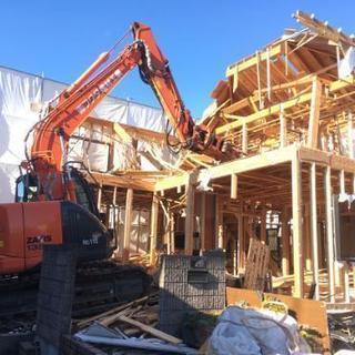 建物解体工事、伐採工事、家電4品目処分、相談を…県内OK(o^-^)