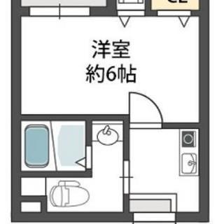 江坂駅🚃6分🚃1Kセパレート✨築浅