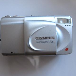 OLYMPAS  SUPERZOOM 105G 38-105mm...