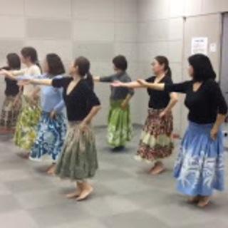★刈谷市★【誰でも踊れる初めてのやさしいフラダンス 】