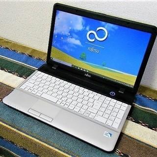 💗15.6型/光速☆彡新品SSD120GB保証付き/MS Off...