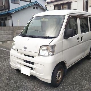 H20 【ダイハツ】ハイゼットカーゴDX 大阪・尼崎市