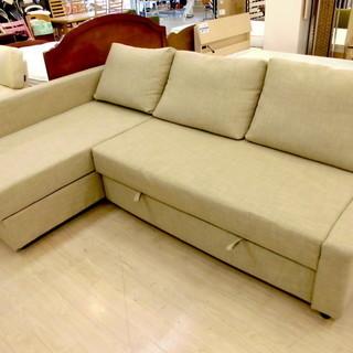 IKEA(イケア)の収納付きカウチソファーをご紹介!
