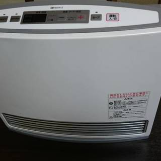 NORITZ GFH-3500S・プロパンガスファンヒーター