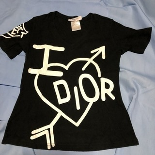 Christian DiorのTシャツ