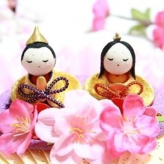マクロビひな祭り桜クッキー&三層プリン作り教室♪