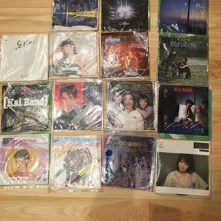 レコード15枚④