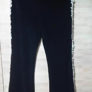 美脚パンツ