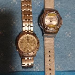 babyGとカシオ電波ソーラー時計のセットです(^_^)