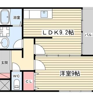 仲介手数料不要!。1LDK家賃4.8万円!JR大津駅徒歩10分京阪...