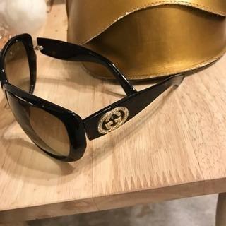 GUCCIサングラス 使用感ややあり