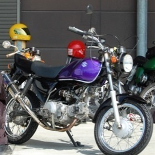 SUZUKI GS50 原付 バイク  50cc