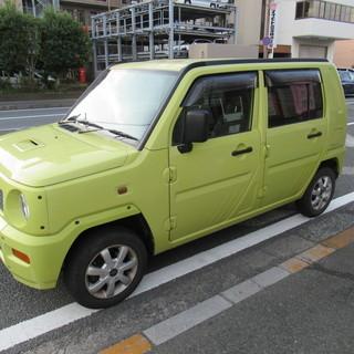 ネイキツトGパツケ-ジターボ4WD黄緑色オ-トマチツクです