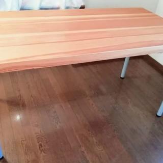 IKEA天然木テーブル 幅150cm 2016年購入