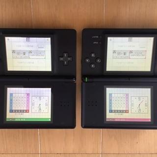 ニンテンドーDS本体 DS Lite 2台セット