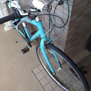 平成25年購入 GIANT クロスバイク 7段変速