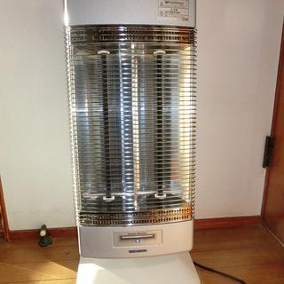 コロナ 遠赤外線 電気暖房機  コアヒート DH-1110R 電...