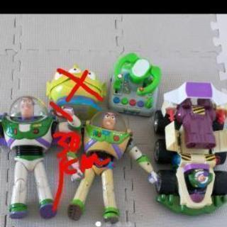 トイ・ストーリーその他おもちゃセット