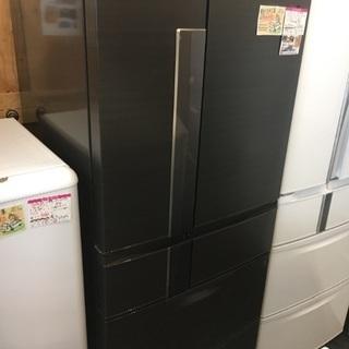 たっぷり収納 大型冷蔵庫 555ℓ