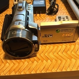 日本ビクター Everio GZ-HM400-S