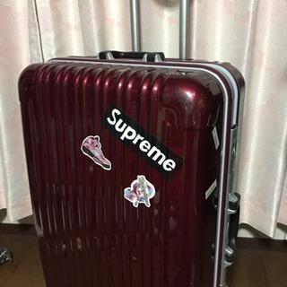 交渉中 スーツケース 大型 81L