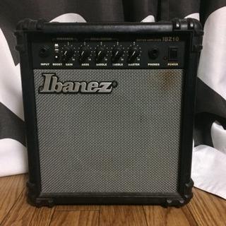 アイバニーズ ギターアンプ