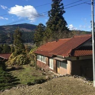 5年借りたら家がもらえる!445㎡!リニアの町中津川市山口@馬籠宿近くの画像