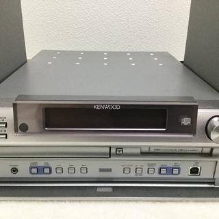 再々値下げ:KENWOODのVC-7DVD(美品)