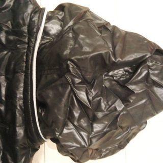 黒のジャンパーXSサイズ - 服/ファッション