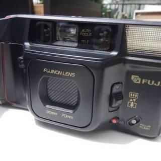 FUJI フィルムコンパクトカメラ TELE CARDIA SU...