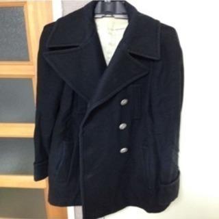 Vivienne Westwood 銀オーブボタンの綿Pコート ...