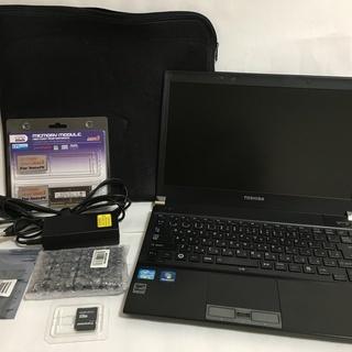 東芝ノートパソコン dynabook R732/F