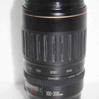 スポーツ観戦❤️望遠レンズ❤️Canon EF 100-300mm