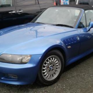 BMW Z3 距離薄39,000㎞ ジモティー限定価格