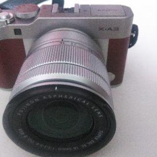 FUJIFILMミラーレスカメラ (美品)