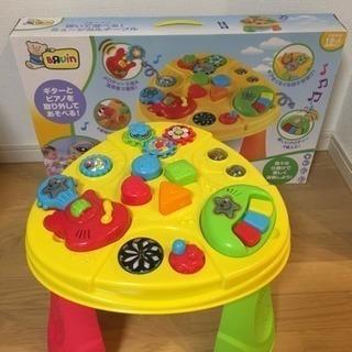 弾いて遊べる!ミュージカルテーブル