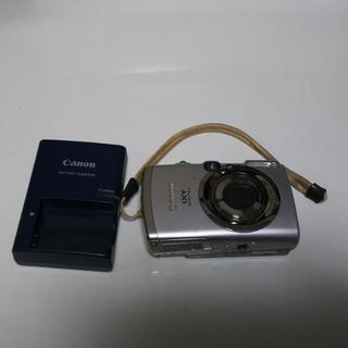 CANON IXY DIGITAL 810 IS 800万画素デジカメ