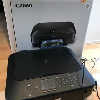 Canon プリンター MG5530 ジャンク品