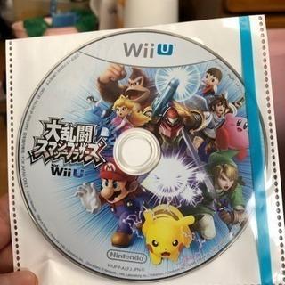 取引中【箱なしだから安い】WiiU大乱闘スマッシュブラザーズ