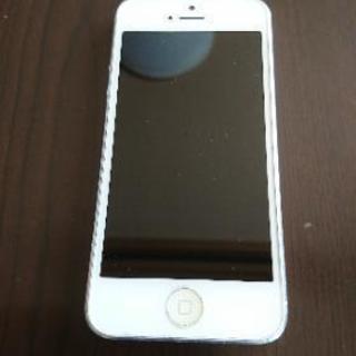 iPhone5 au 16GB