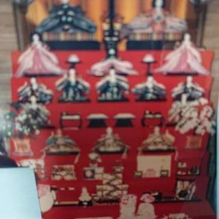 七段飾り 京雛
