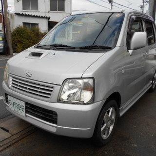 平成15年式 スズキ ワゴンR N-1 ターボ 走行20350キ...