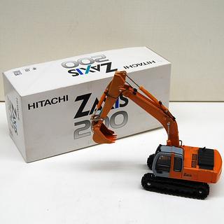 日立建機 ZAXIS200 油圧ショベル ショベルカー 1/40...