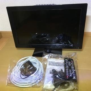 17.3インチ 液晶テレビ フルセグ ワンセグ